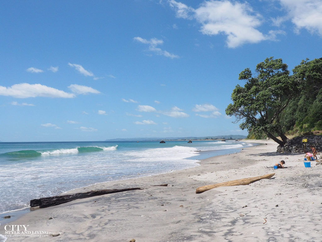 City Style and Living Magazine Editors Letter coromandel Beach Blue Sky