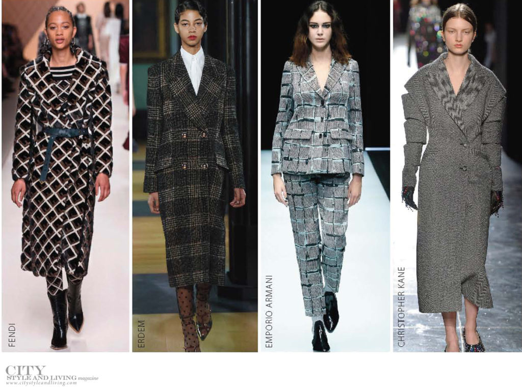 City Style and Living Magazine Fall 2018 trends saville row