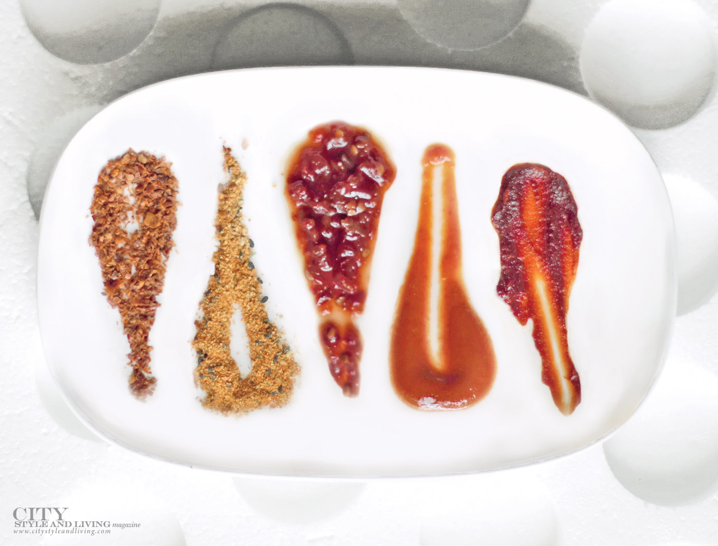 City Style and Living Magazine Fall 2018 gourmet finds Pepper on Spoons