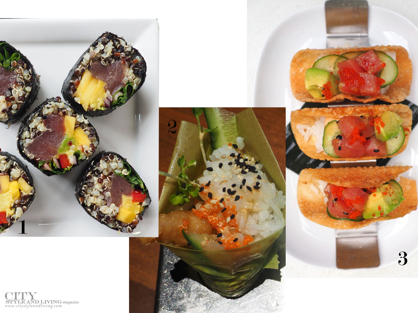 City Style and Living Magazine how to spice up asian meal