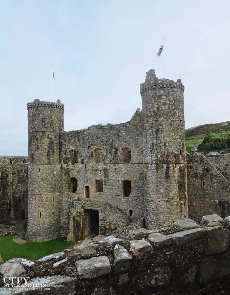 City Style and Living Magazine Winter 2018 Travel Wales Uk Castle