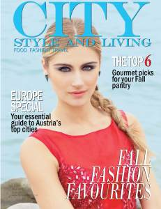City Style and Living Magazine Fall 2014