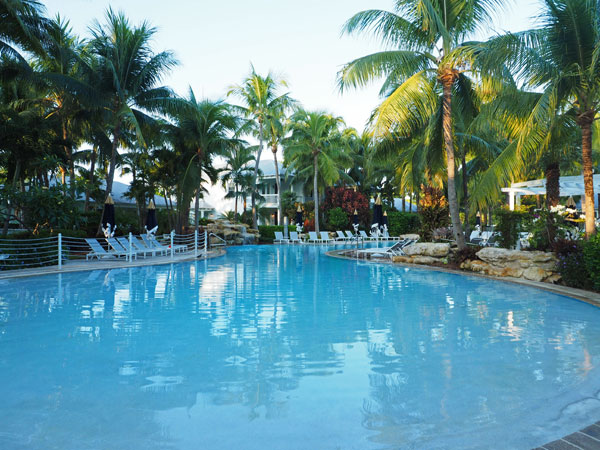 Sunset Key Guest Cottages Pool