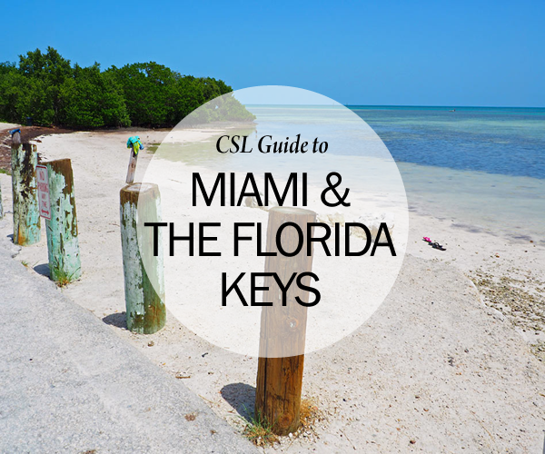 City Style and Living Magazine guide to Miami and Florida Keys