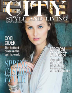 City Style and Living Cover Spring2015