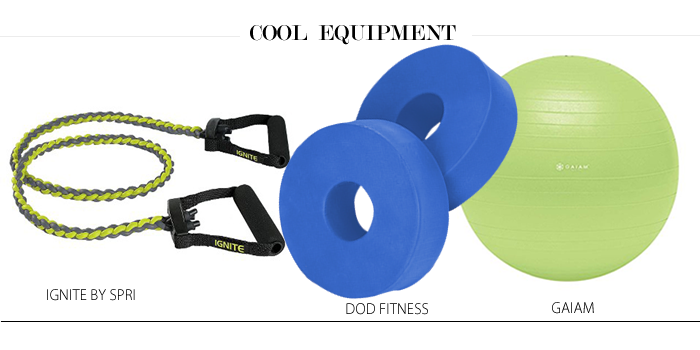 Cool Fitness Equipment