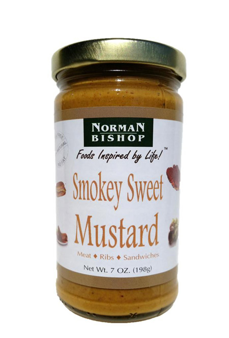 Norman-Bishop-Smokey-Sweet-Mustard