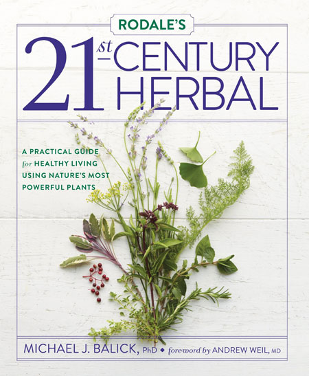Rodales 21st Century Herbal