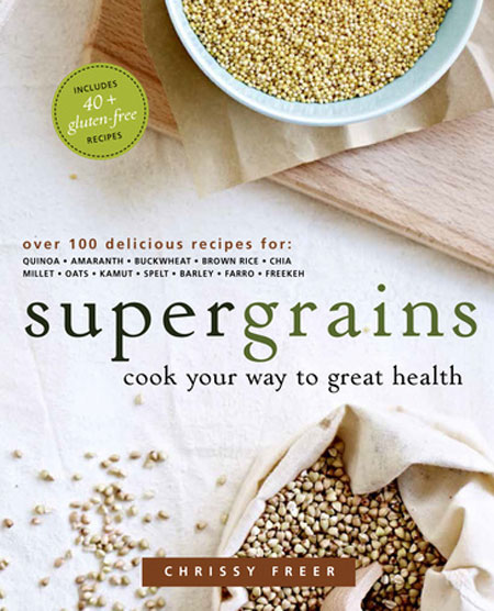 Supergrains Cook Your Way To Great Health