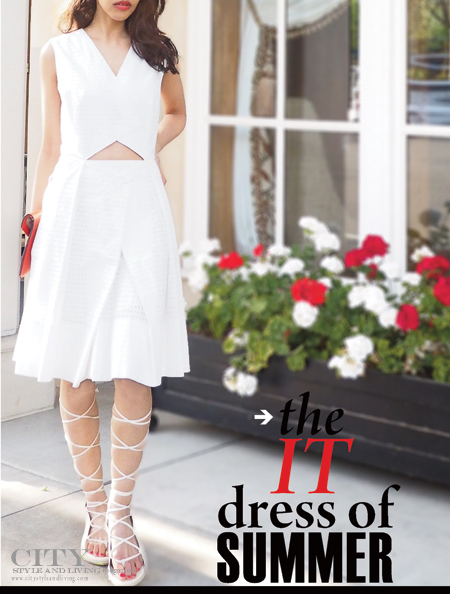 LWD Styled Fashion Blogger City Style and Living Magazine