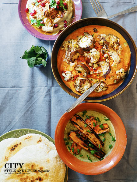 Hummus City Style and Living Magazine
