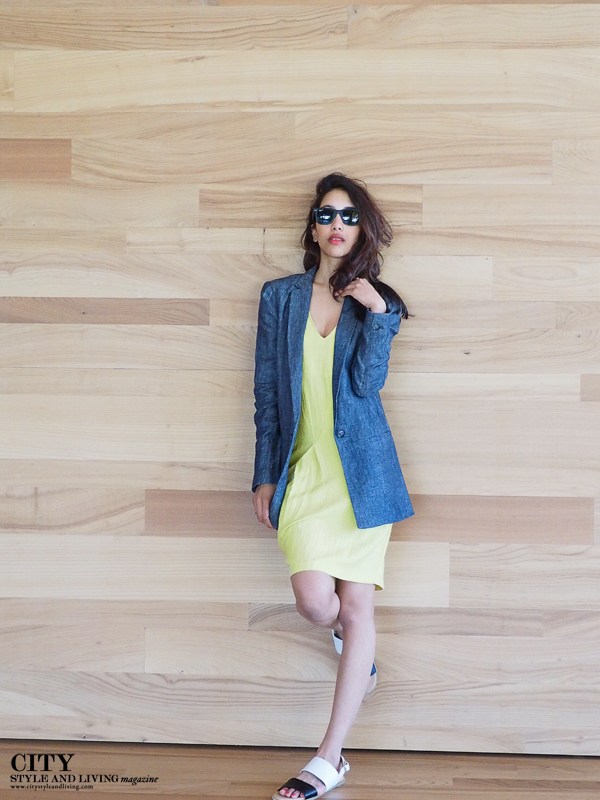 City STyle and living magazine the editors notebook style blogger calgary healdsburg shed standing by wall 2