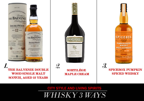whisky 3 ways wine and spirits calgary