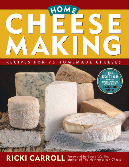 Home-Cheese-Making