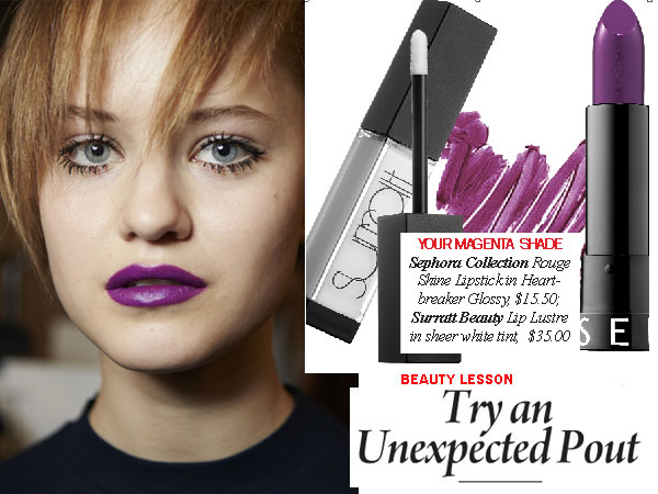 city style and living magazine makeup tutorial Maybelline New York Makeup Artist Grace Lee