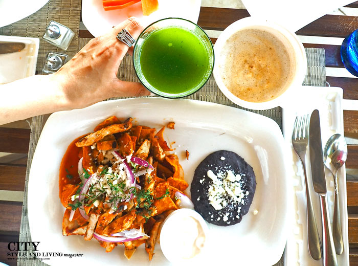 City Style and Living Magazine Chilaquiles
