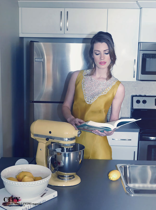 City Style and Living Magazine In the Kitchen