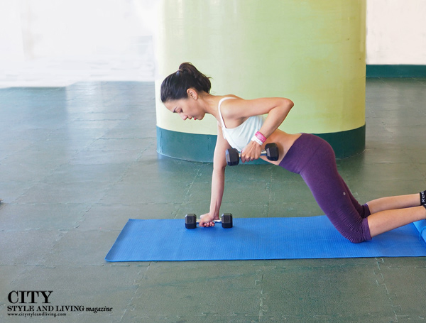 city style and living fitness plank lifts