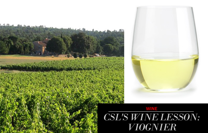 city style and living wine lesson viognier