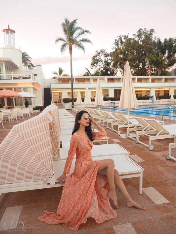 Four Seasons Biltmore coral club pool city style and living