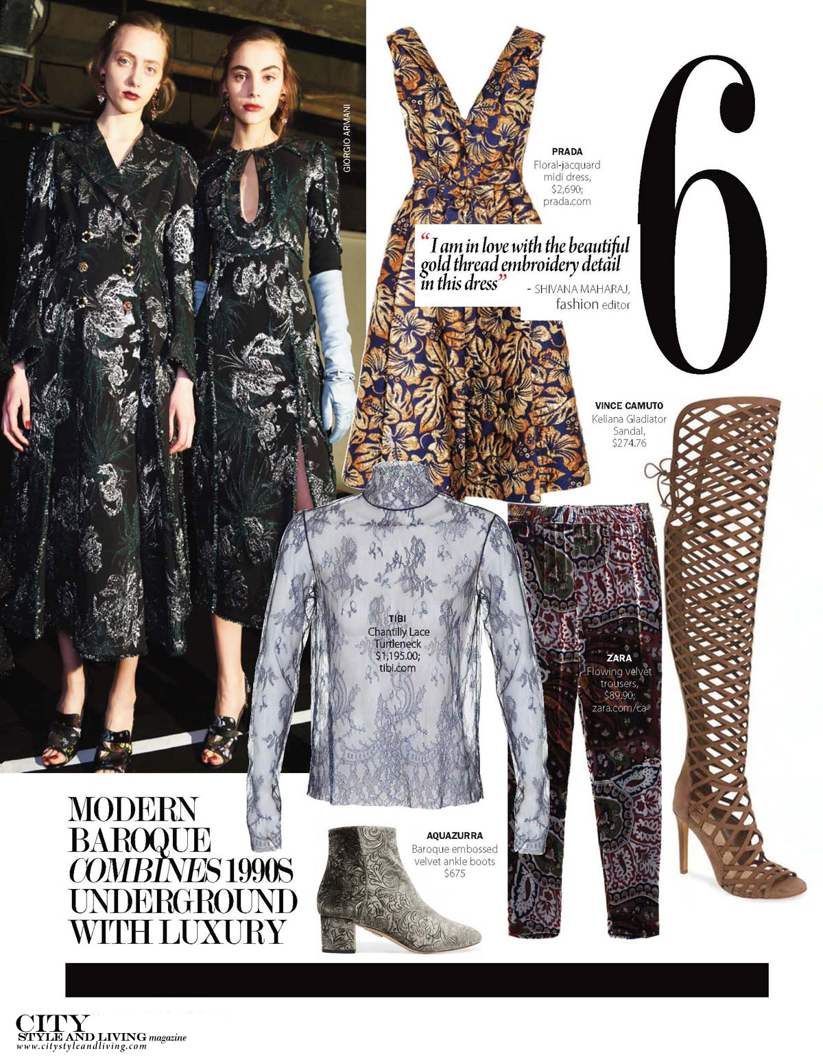 City Style and Living Magazine fall fashion trends 2016 5