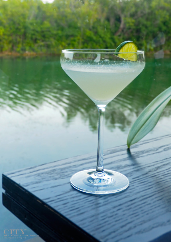 City Style and Living Magazine gimlet cocktail recipe