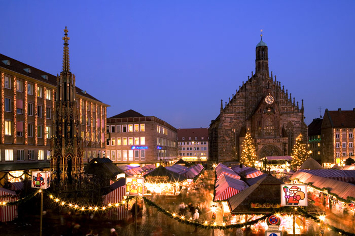 City Style and Living christmas on rhine