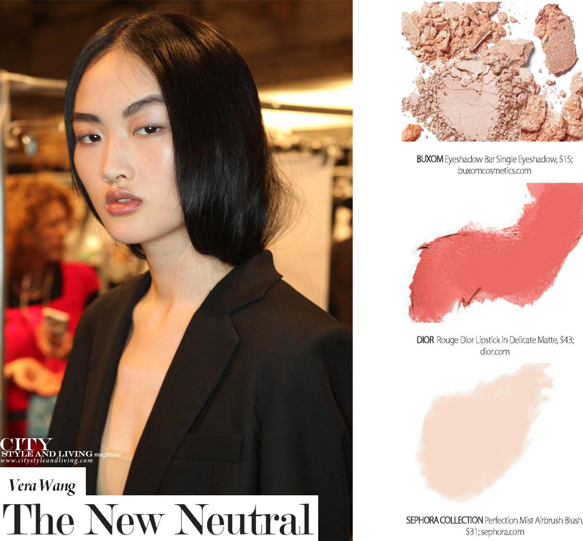 Beauty products to achieve The New Neutral makeup winter 2016 city style and living magazine
