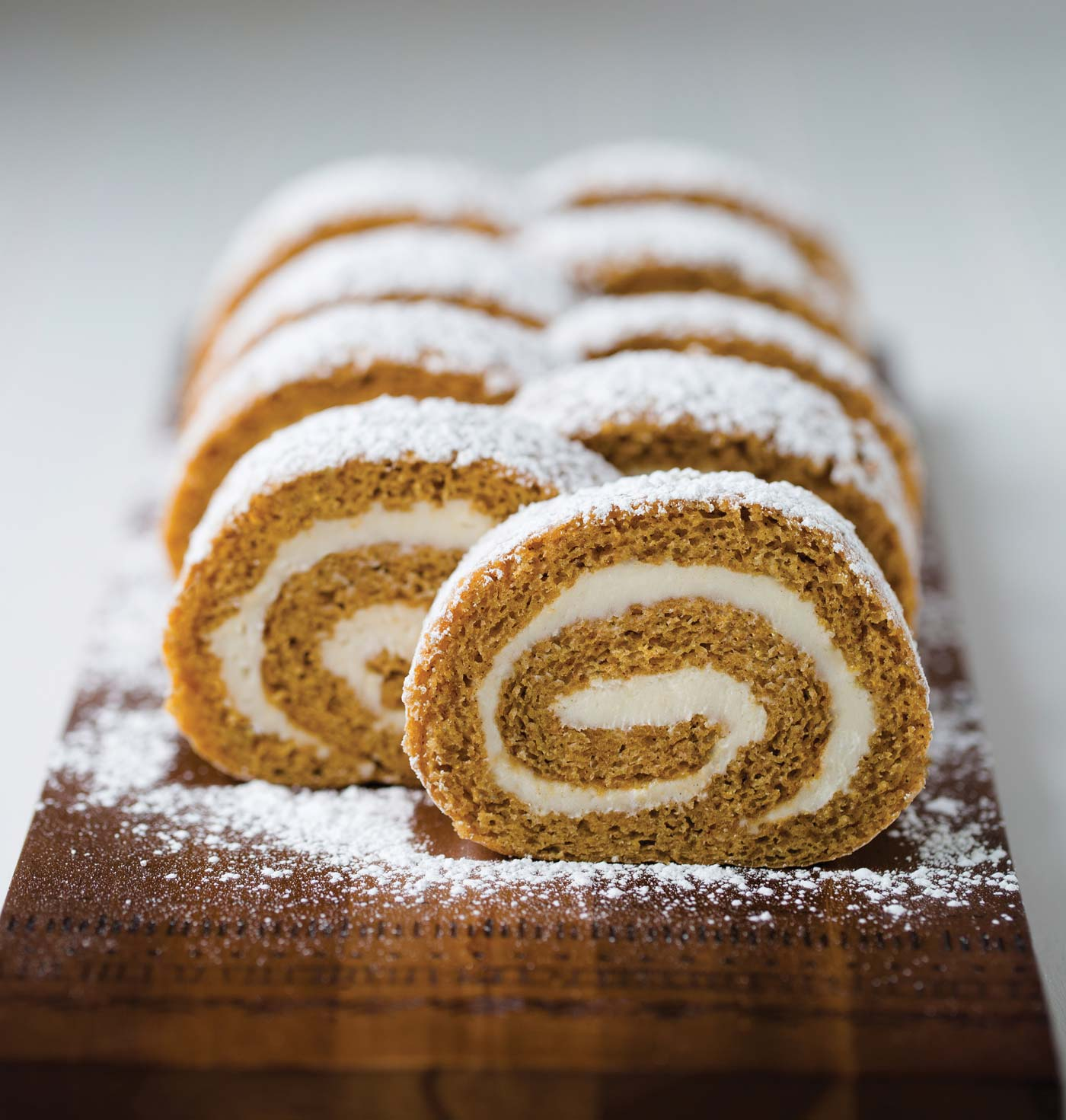 City Style and Living recipe for pumpkin roll Pumpkin It Up by Eliza Cr