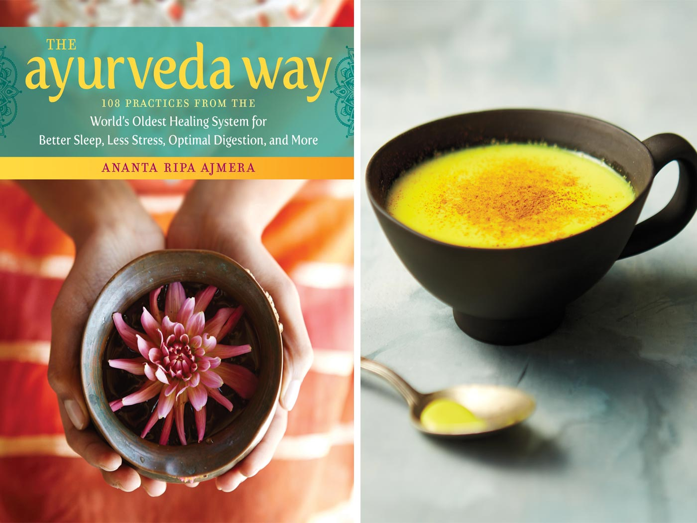 City Style and Living Magazine Ayurveda way Spiced Milk