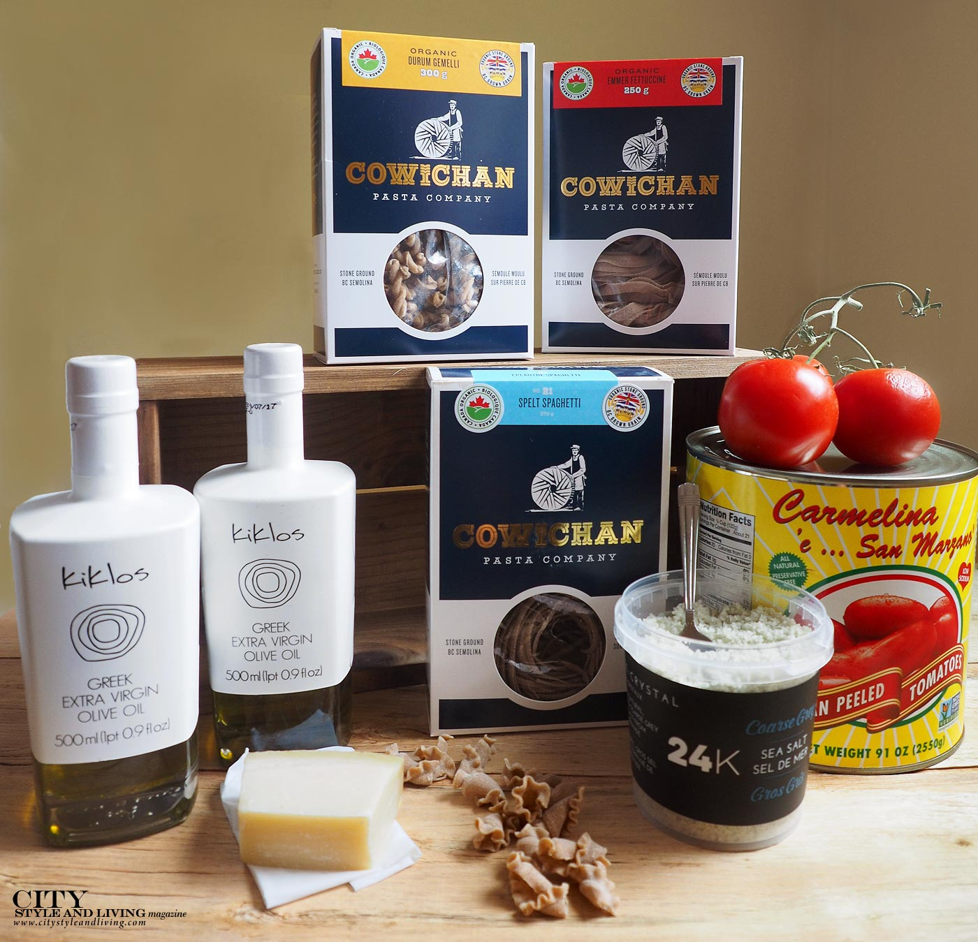City Style and Living Magazine The Italian Pantry Mediterranean diet