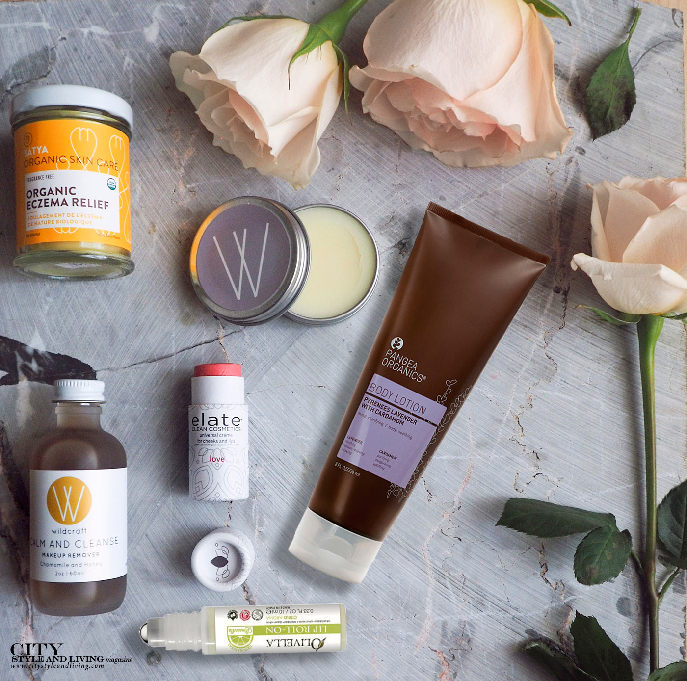 City Style and Living Magazine favourite summer beauty products 2017