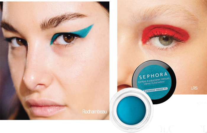 City Style and Living Magazine Eye colourl trends Fall 2017