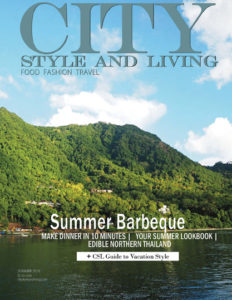 City Style and Living Magazine Summer 2018