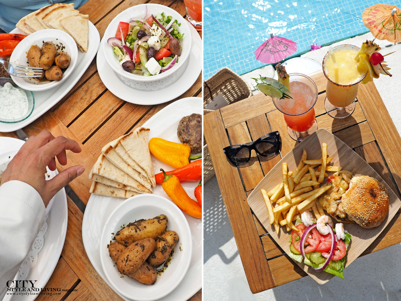 City Style and Living Magazine Summer Barbeque entertaining