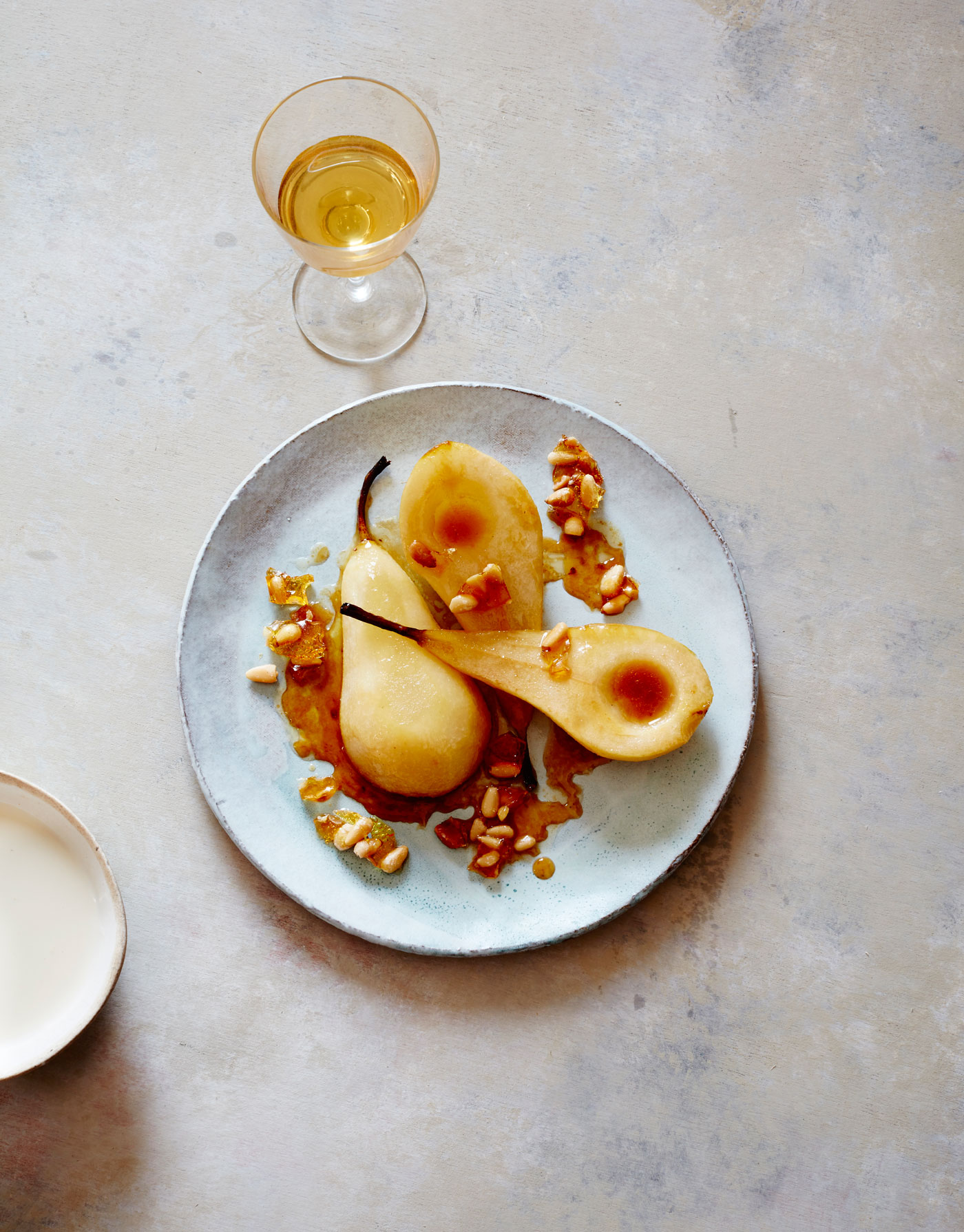 City Style and Living Magazine Wine Lovers Kitchen Poached Pears Mowie Kay