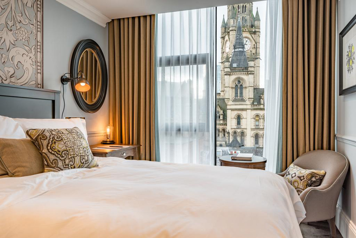 Manchester Hotels Kingstreet Townhouse Eclectic hotels room