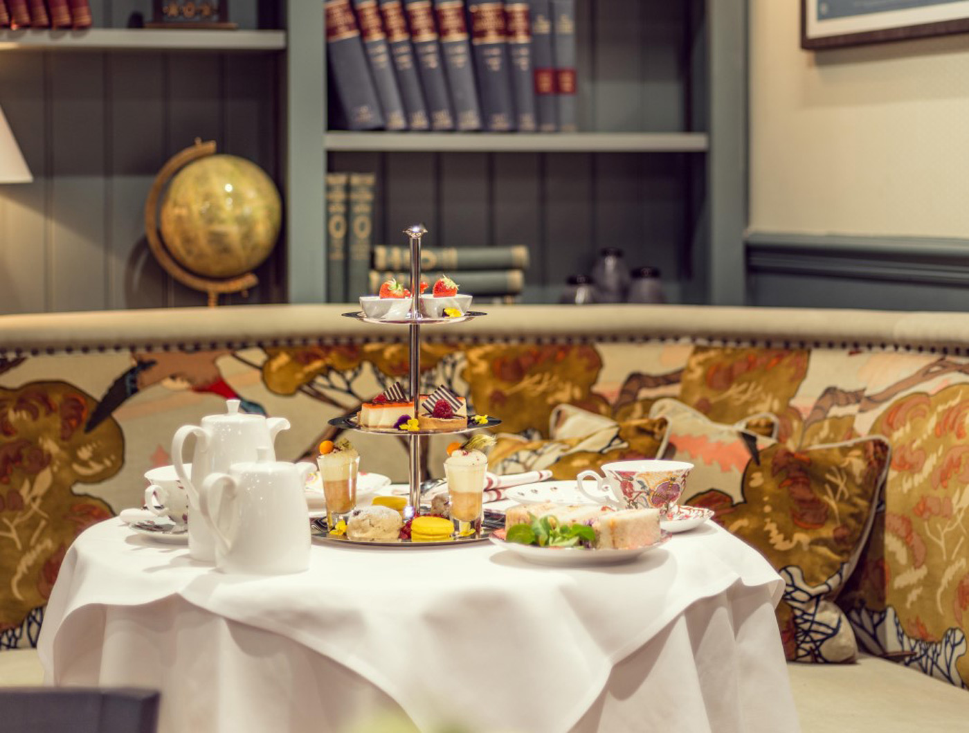 Manchester Hotels Kingstreet Townhouse Eclectic hotels afternoon tea