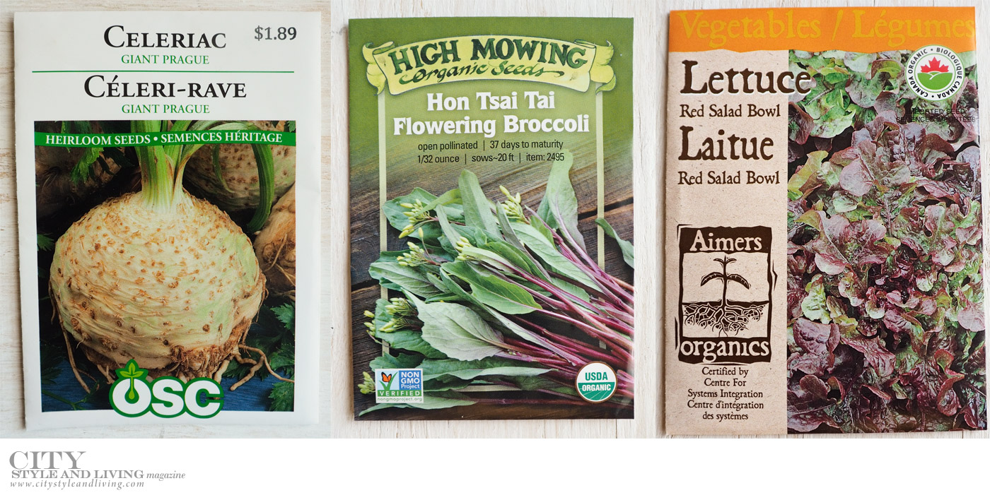 City Style and Living Magazine Spring 2019 Gardening High Mowing Seeds 2