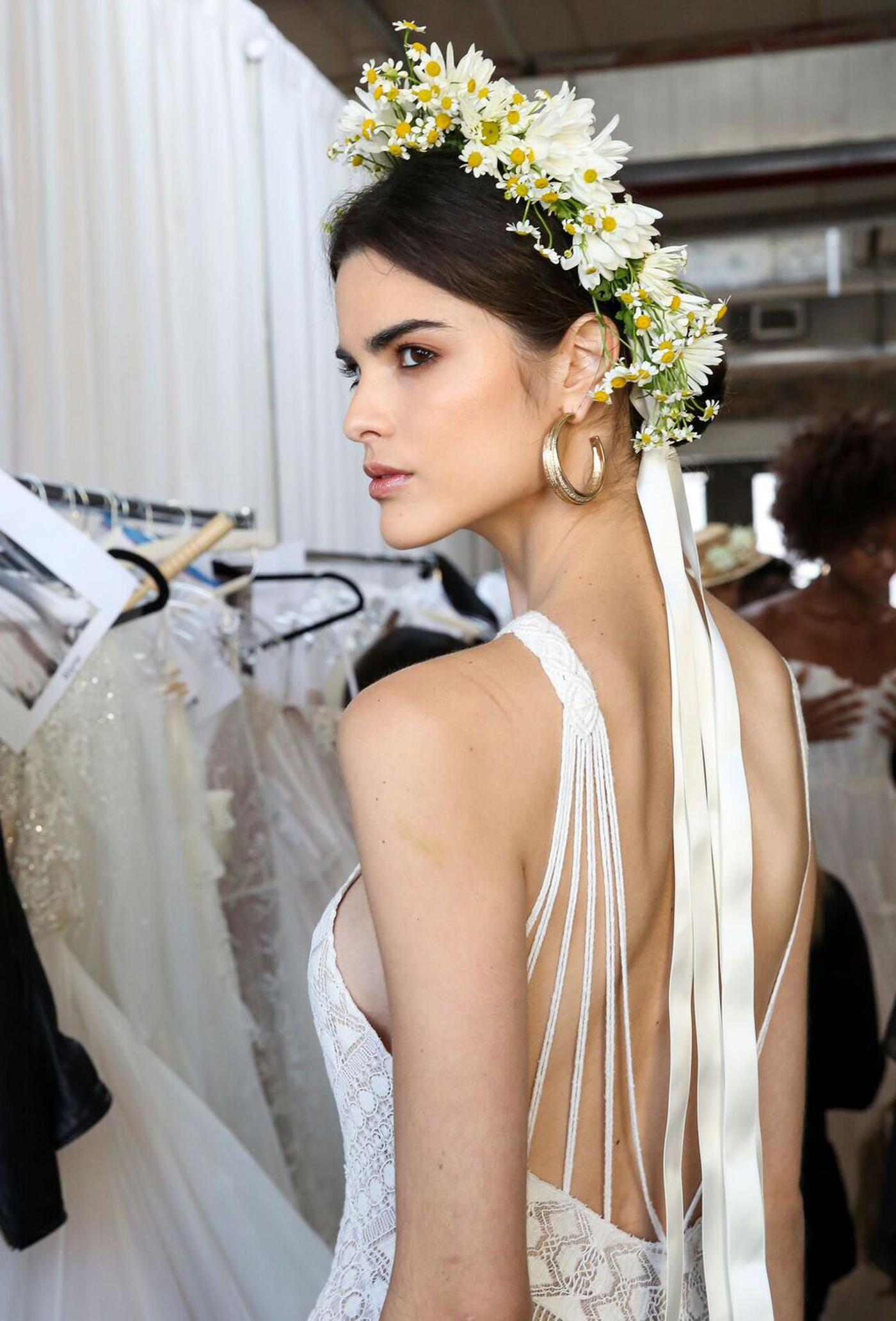 City Style and Living Magazine spring 2019 wedding guide Watters hair