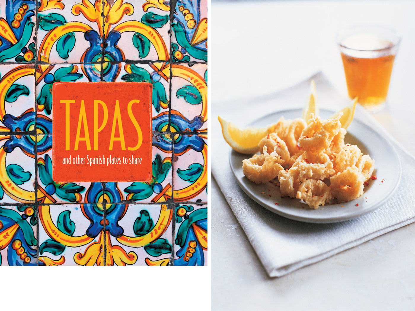 City Style and Living Magazine food Spanish tapas fried squid