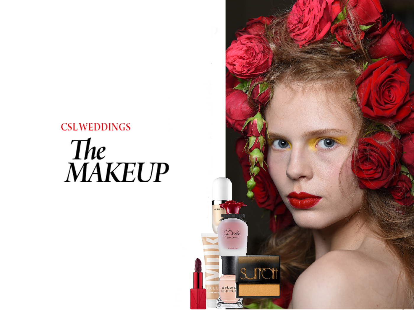 City Style and Living Magazine spring 2019 wedding guide  the makeup