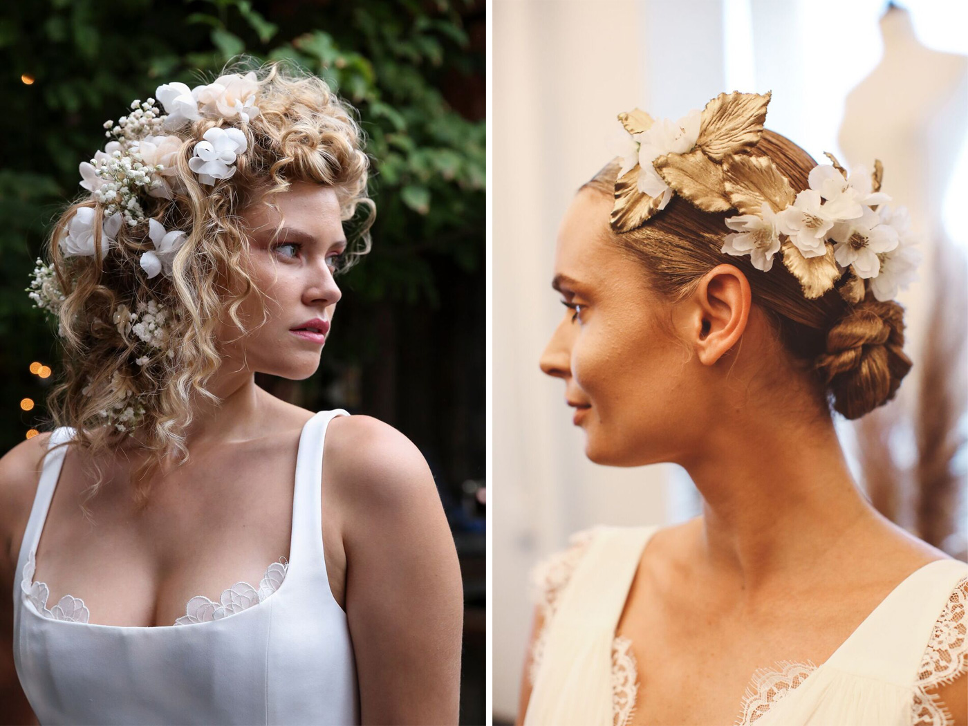 City Style and Living Magazine spring 2019 wedding guide  hair