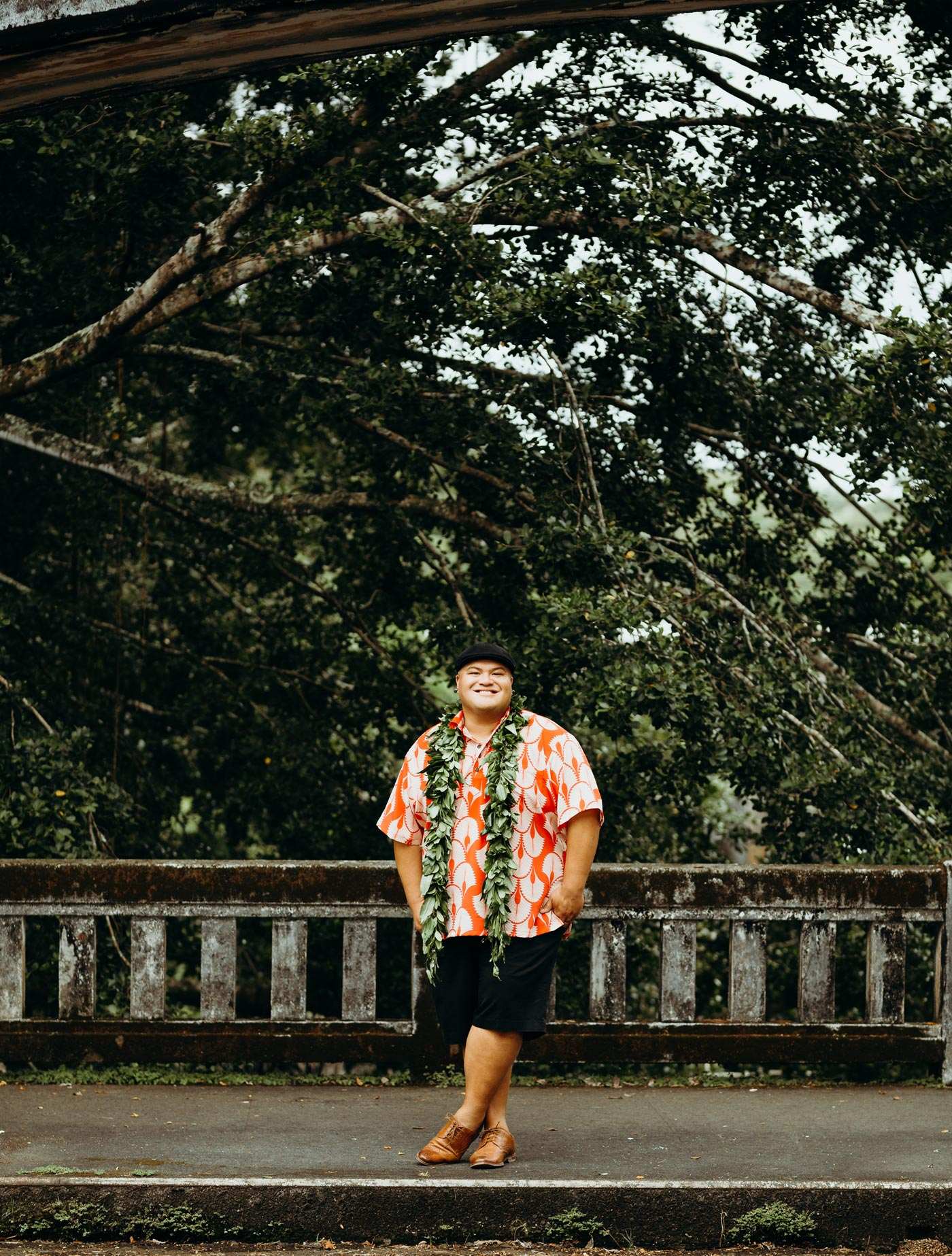 City Style and Living Magazine Spring 2019 Multi-Grammy Award Winner Kalani Pe'a portrait