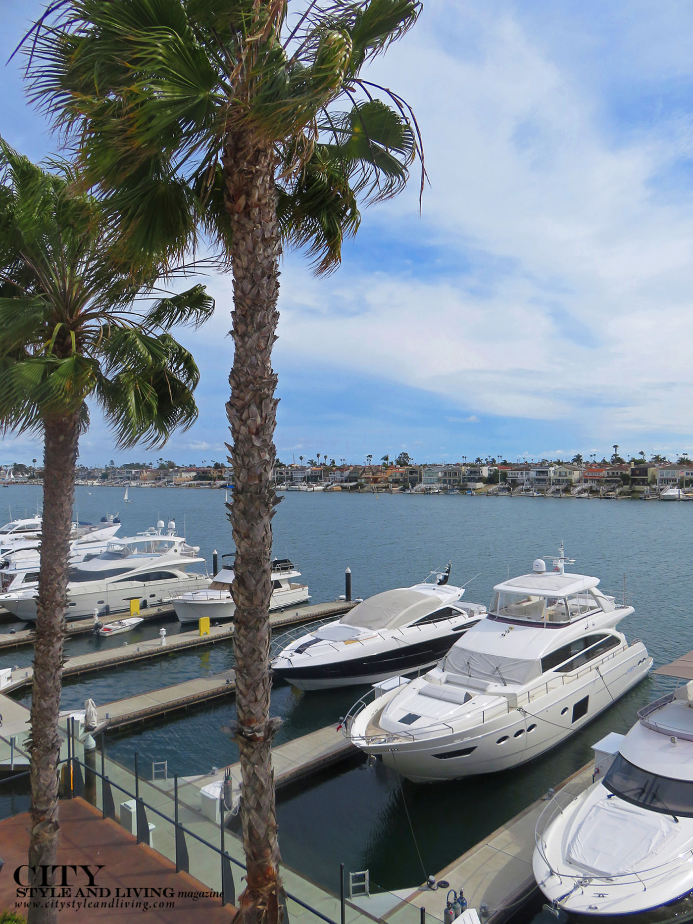 City Style and Living Magazine Summer 2019 Southern California Hollwood Temecula Newport Beach balboa bay resort boats