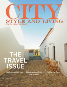 City Style and Living Cover Summer 2019