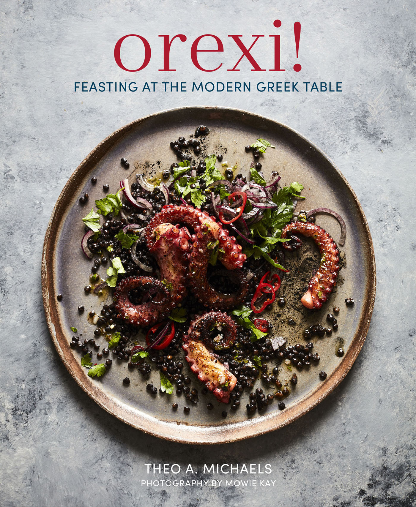 City Style and Living Magazine Summer 2019 food recipe Orexi cover