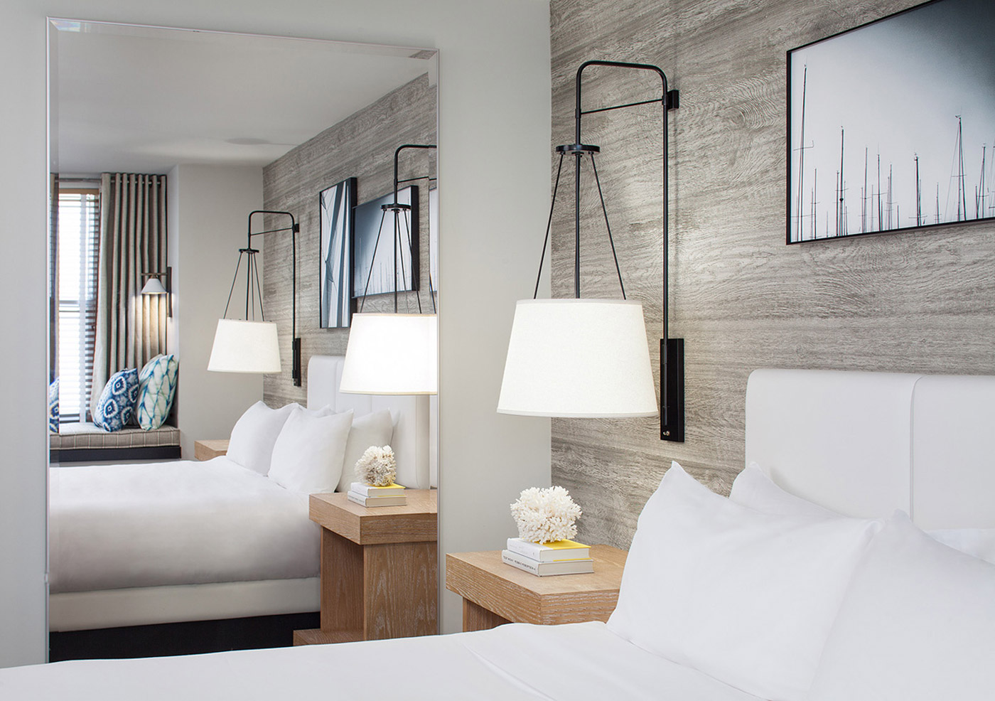 City Style and Living Magazine Summer 2019 Hotel Republic San Diego room