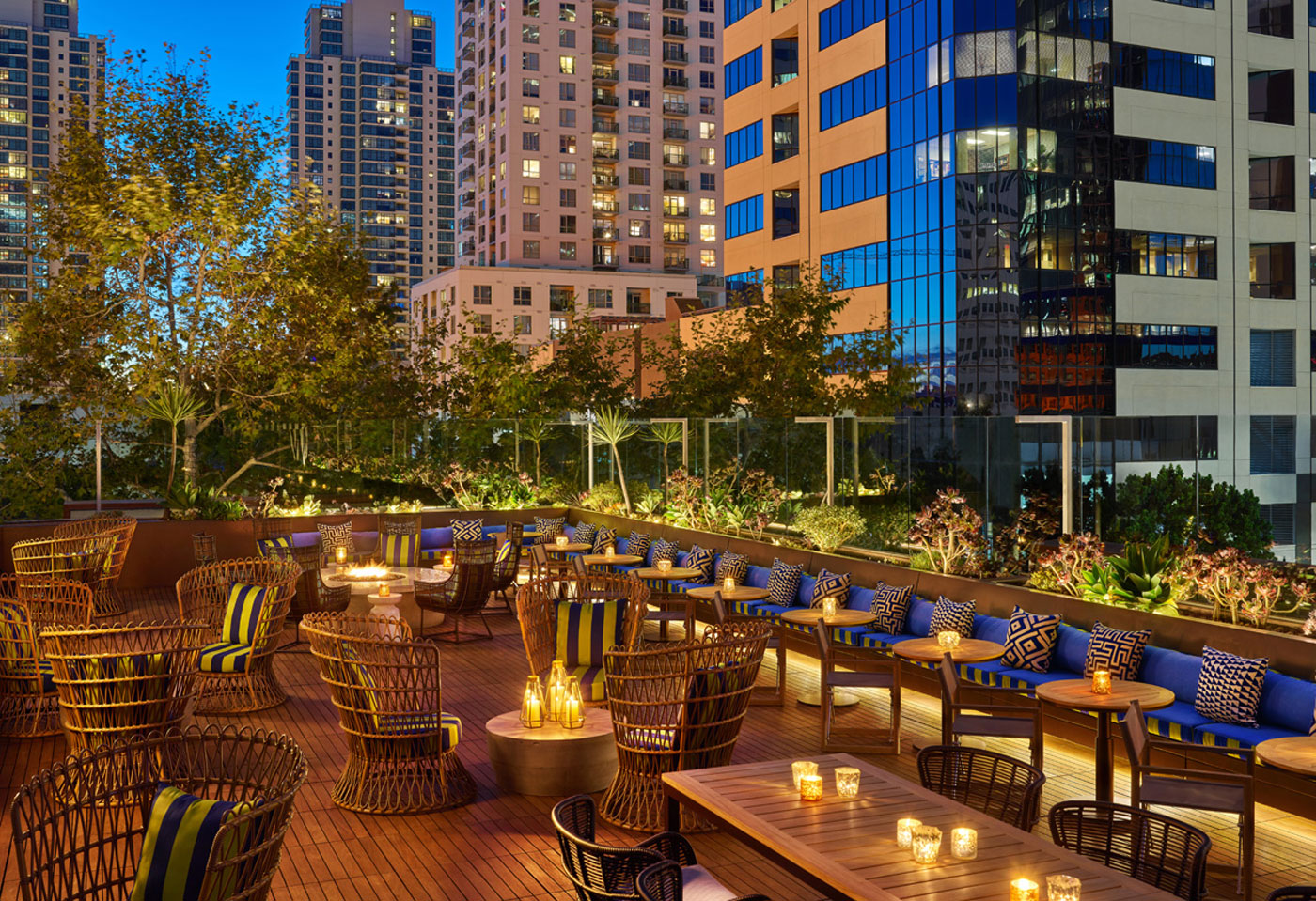 City Style and Living Magazine Summer 2019 Hotel Republic San Diego rooftop