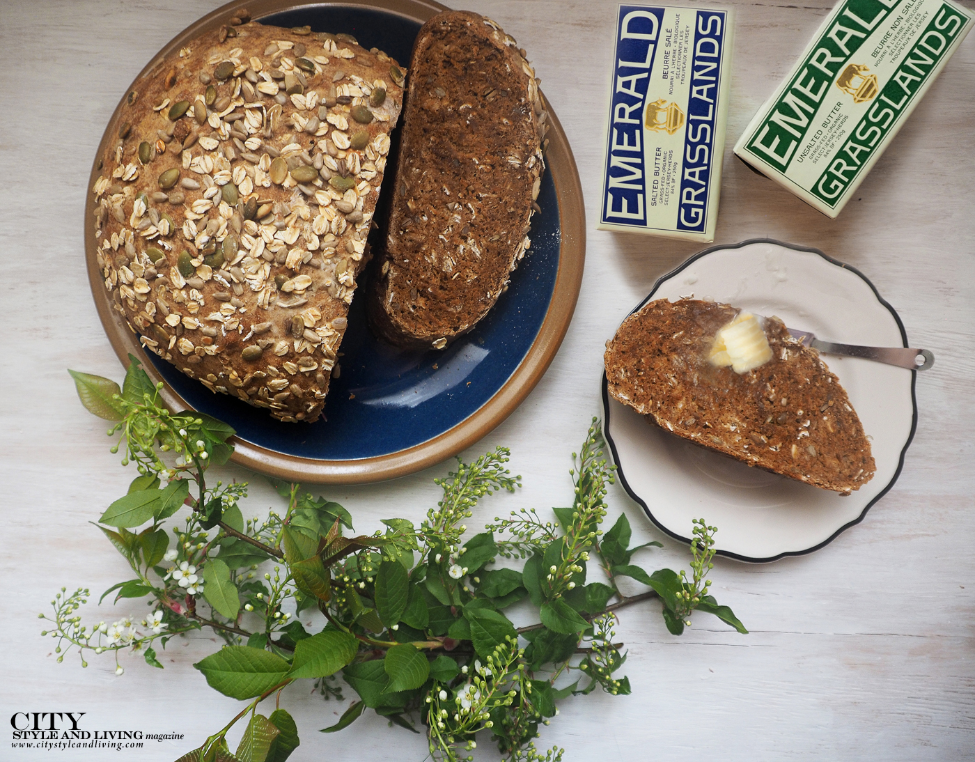 City Style and Living Magazine Summer 2019 products we love emerald grasslands butter